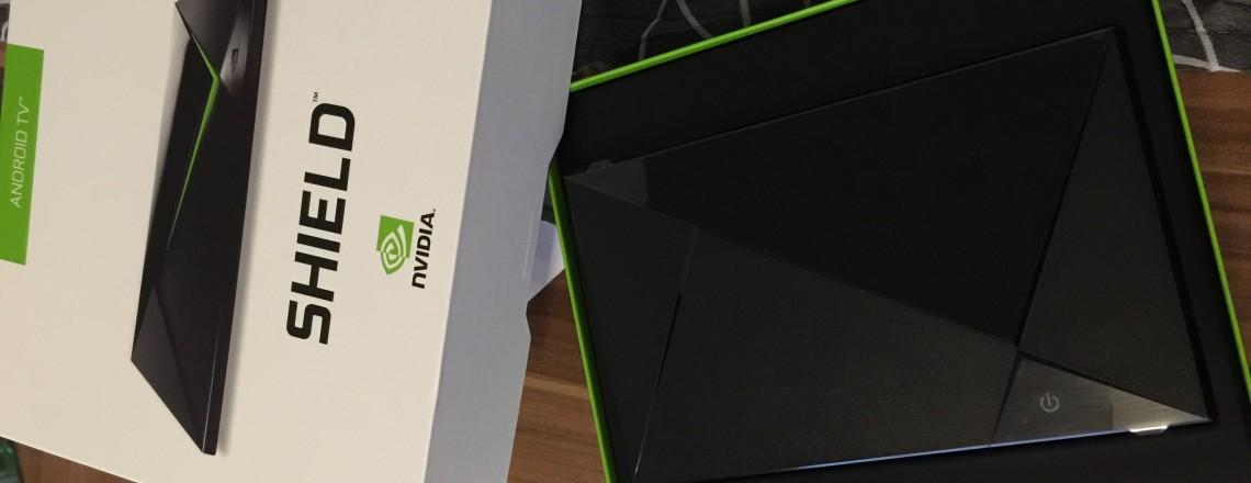 NVIDIA Shield Android TV 4K Auflösung – Test/Eindruck/Tweaks/Erweiterung